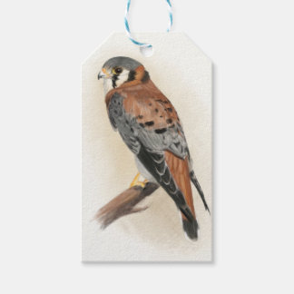 Kestrel Gift Tags