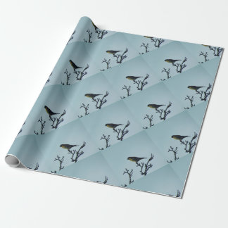 Kestrel Wrapping Paper