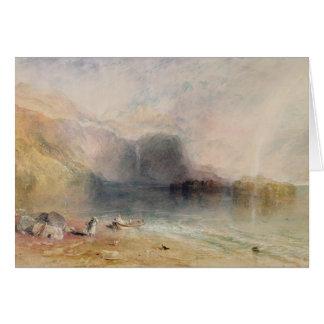 Keswick Lake, Cumberland Card