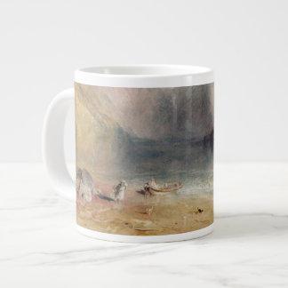 Keswick Lake, Cumberland Large Coffee Mug