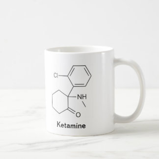 Ketamine and Morphine Coffee Mug