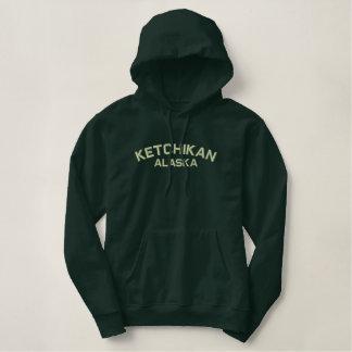 Ketchikan Alaska Embroidered Shirt