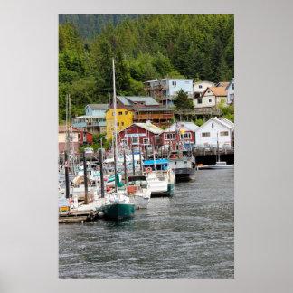 Ketchikan Alaska Poster