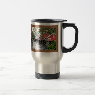 Ketchikan Stainless Steel Travel Mug