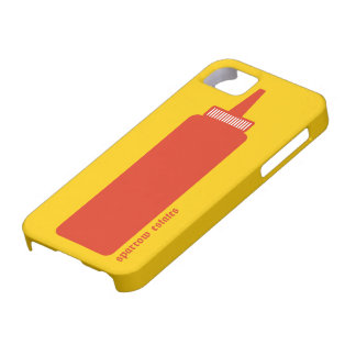 Ketchup - American Spectrum Series iPhone 5 Cases