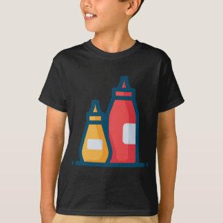 Ketchup and Mustard T-Shirt