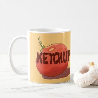Ketchup Coffee Mug