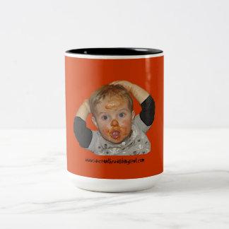 Ketchup Emm on mug