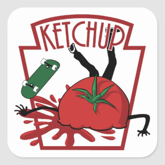 KETCHUP. Funny to sticker