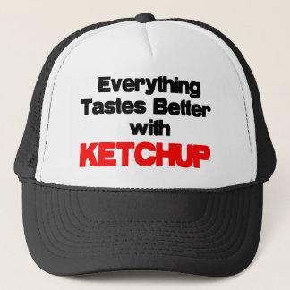 KETCHUP LOVER TRUCKER HAT