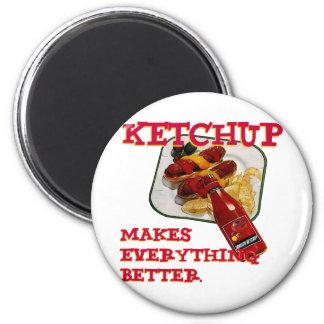 Ketchup Magnet