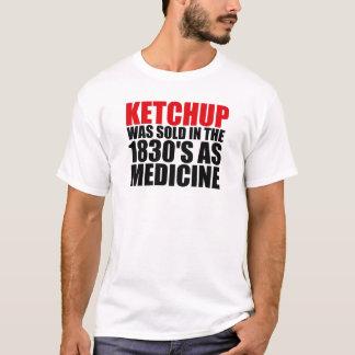 Ketchup Medicine Apparel T-Shirt