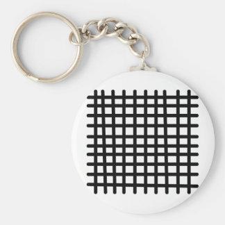 KETE PA | Adinkra Symbol of a Good Marriage Keychain