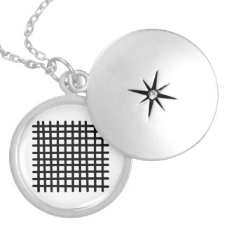 KETE PA | Adinkra Symbol of a Good Marriage Silver Plated Necklace