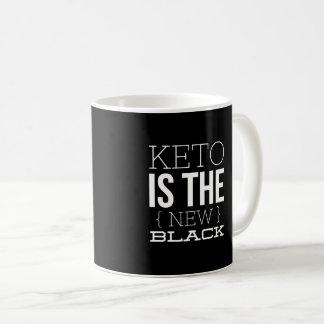 Keto Is the New Black - Mug