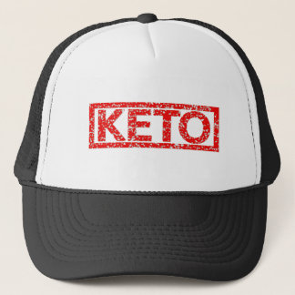 Keto Stamp Trucker Hat