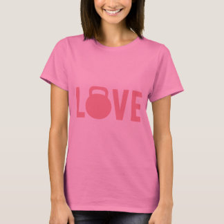 Kettle Bell Love T-Shirt