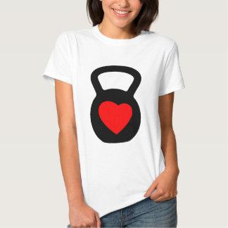 KETTLE-BELL LOVE T-SHIRT