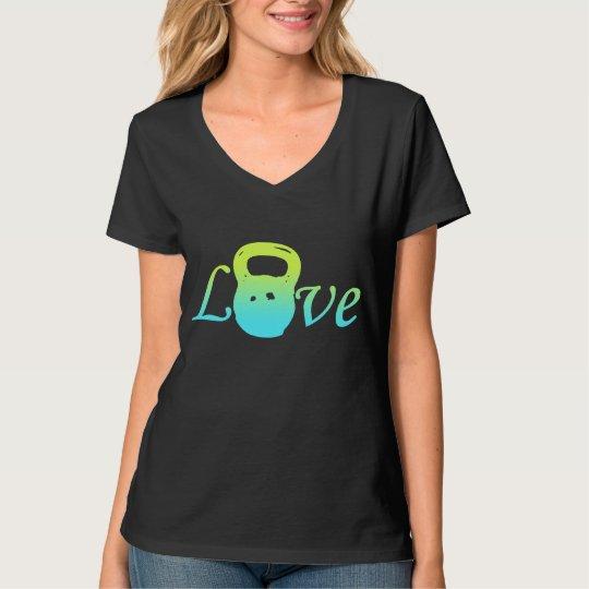 kettle bell love T-Shirt