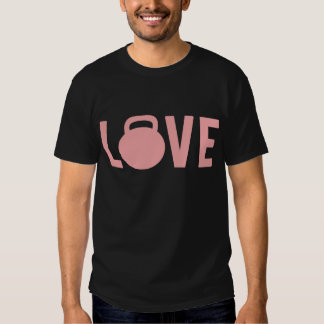 Kettle Bell Love T-shirts