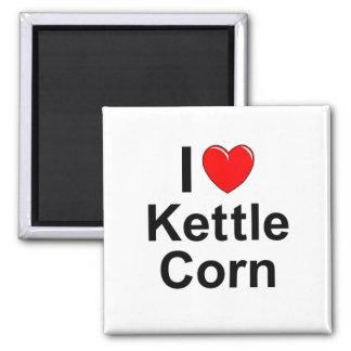 Kettle Corn Magnet