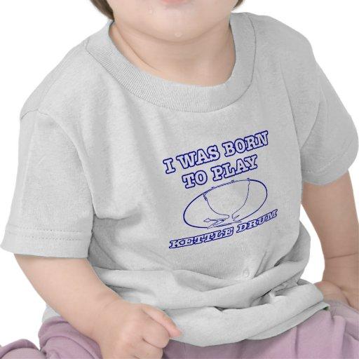 Kettle Drum T-shirts