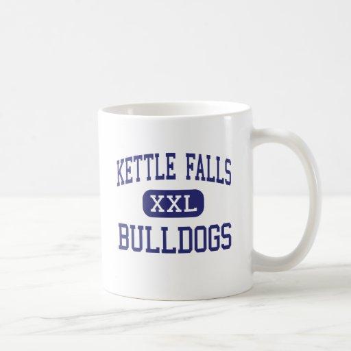 Kettle Falls Bulldogs Middle Kettle Falls Coffee Mugs