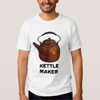 Kettle Maker Tee Shirt