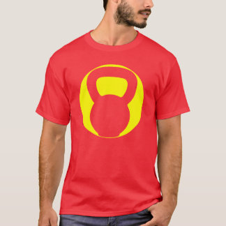 Kettlebell Big Logo Oval T-shirt