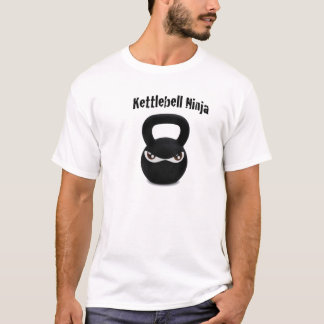 Kettlebell Ninja - Men's T-Shirt