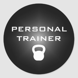 Kettlebell Personal Trainer Sticker