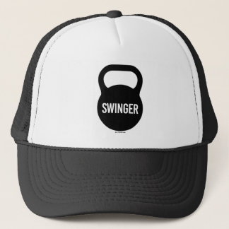 Kettlebell Swinger Trucker Hat