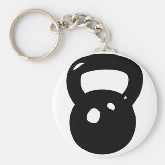 Kettlebell Workout Keychain