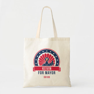 Kevin for Mayor 06109 Tote