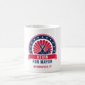 Kevin for Mayor of Wethersfield Mug