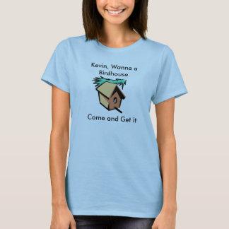 Kevin Jonas BirdHouse T-Shirt