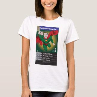 Kevin Onizuk Captain Mortgage T-Shirt