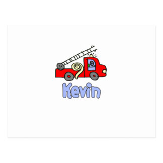 Kevin Postcard