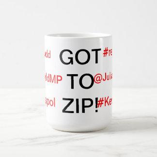 Kevin Rudd #respill #kevenge Got to Zip Mug