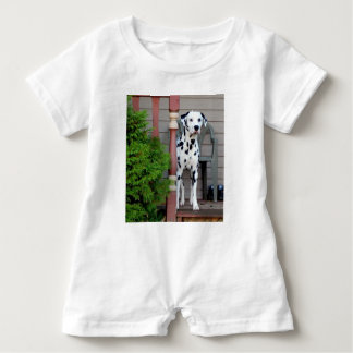 Kevin the Dalmatian Baby Romper