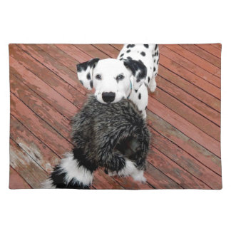 Kevin the Dalmatian Placemat