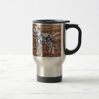 Kevin The Dalmatian Travel Mug