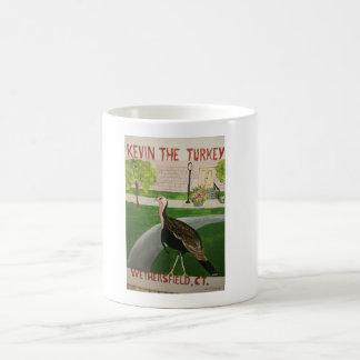 Kevin The Turkey Gifts Coffee Mug