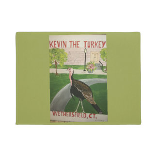 Kevin The Turkey Gifts Doormat