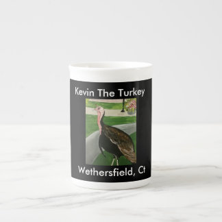 Kevin The Turkey Gifts home Tea Cup