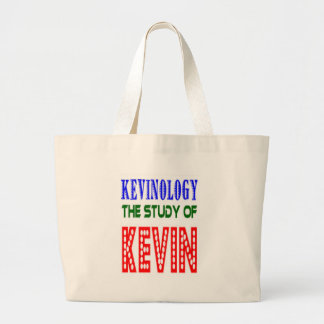 Kevinology Large Tote Bag
