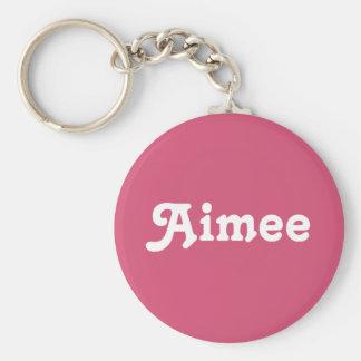 Key Chain Aimee