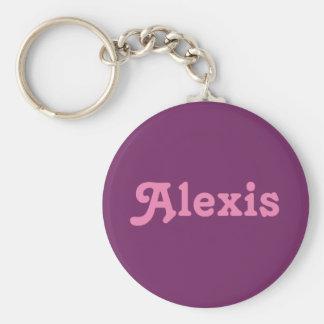 Key Chain Alexis