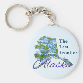 Key Chain - Basic - ALASKA