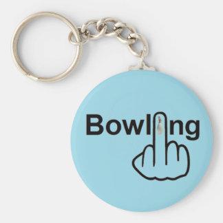 Key Chain Bowling Flip
